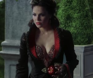 once upon a time, regina, and regina mills image