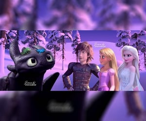 bruni, httyd, and disney image