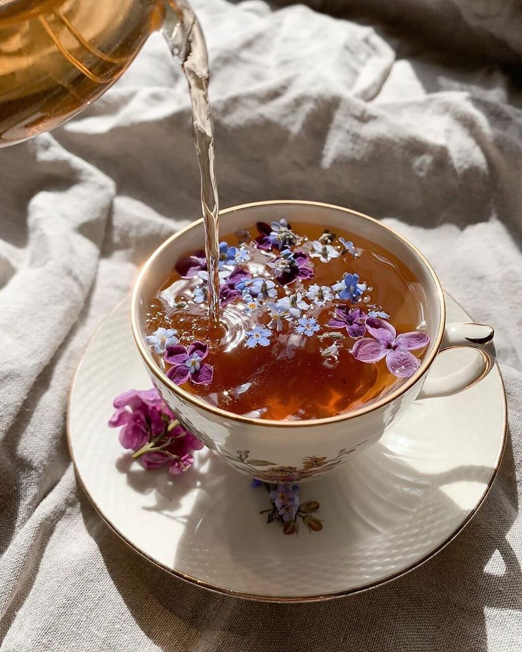 aesthetic, article, and chamomile image