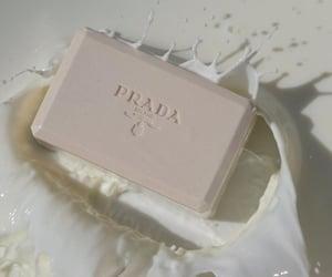 Prada, luxury, and soap image