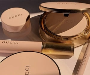 gucci, makeup, and aesthetic image