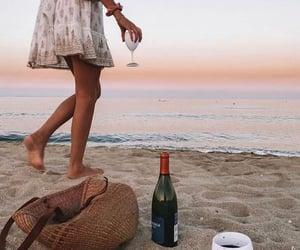 beach, celebrate, and fashion image