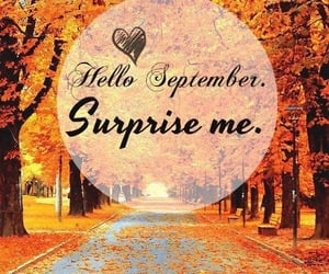 fall, mois, and September image