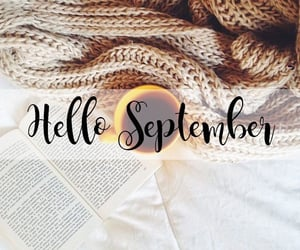 September, month, and autumn image