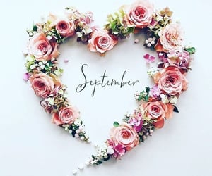 hello, September, and month image
