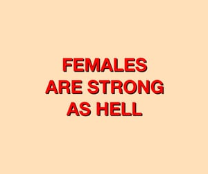 quotes, female, and strong image