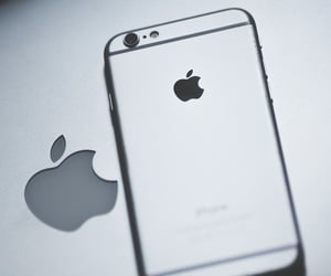 apple, electronics, and iphone image
