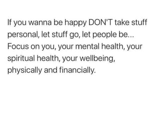 happiness, life, and mental health image