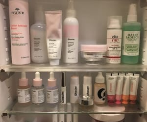 skincare, beauty, and glossier image