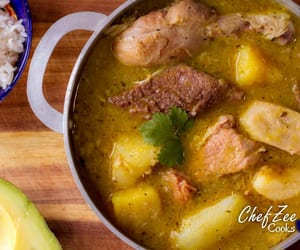 dominican, recipe, and soup image