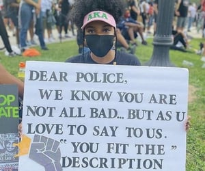 important, protest, and quotes image
