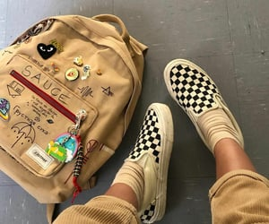aesthetic, vans, and style image