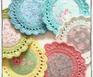 crochet, diy, and tejidos image