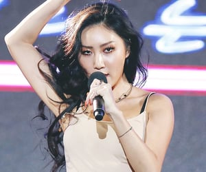 aesthetic, hwasa, and korean image