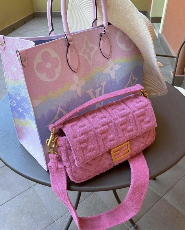 bags, fendi, and Louis Vuitton image