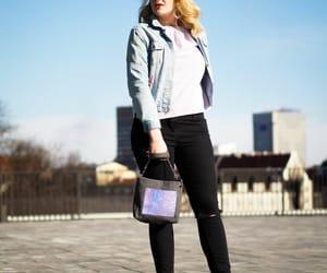 casual, fashion, and moda image