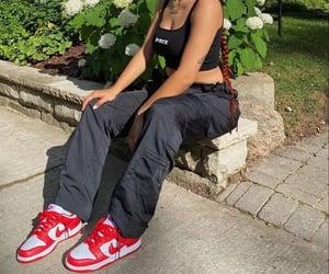 eyebrow, kim kardashian, and shoes image