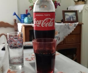 cocacola, drinks, and becareful image