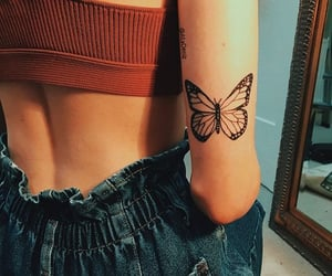 tattoo butterfly image
