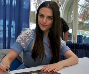 celebrity, katie mcgrath, and Supergirl image