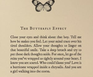 quotes, Lang Leav, and the butterfly effect image