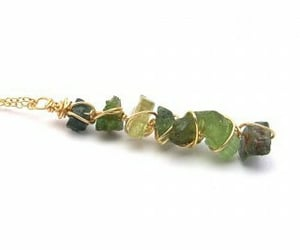 special gift, gemstone necklace, and byoe image