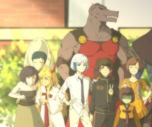 anime, bääm, and khun agüero agnis image