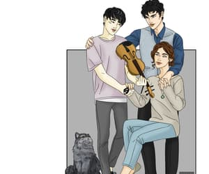 church, tid, and will herondale image