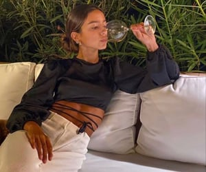style, drink, and fashion image