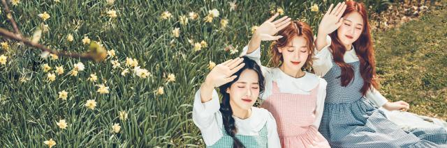 aesthetic, au, and heejin image