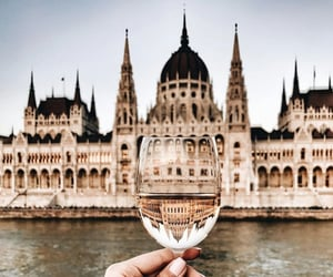travel, city, and wine image