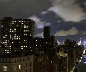 cityscape, downtown, and manhattan image