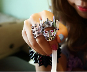 rings, fashion, and ring image
