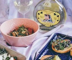 food, salada, and recipe image
