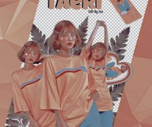 taeri themes and taeri edits image