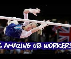 gymnastics, sports, and nastia liukin image