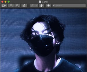 jungkook, bts, and cyber image