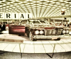 automobile, cars, and vintage image