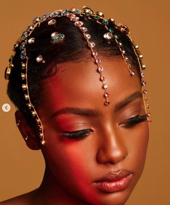 article, hair accessories, and hairstyles image