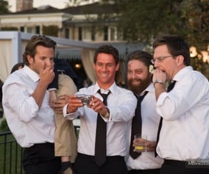 comedy, movies, and the hangover image