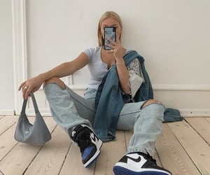 aesthetic, beauty, and jeans image