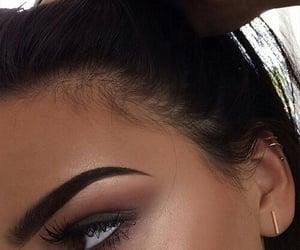 beautiful, makeup, and sexy image