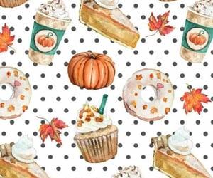 autumn, fall, and illustration image