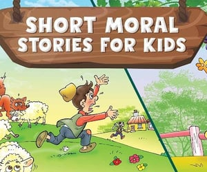 short stories for kids and short moral stories image