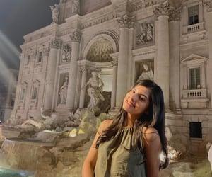 roma, viagem, and italia image