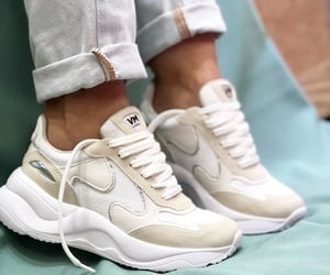 sneakers, trainers, and daddy sneakers image