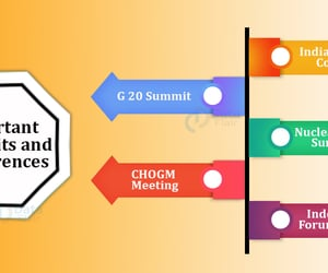 summits, general knowledge, and conferences image