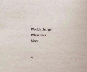 change, eyes, and feel image