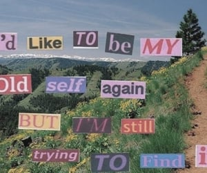 aesthetic, phrases, and reminder image
