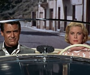 aesthetic, film, and grace kelly image